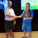 Club Champion  -  Ken Jones